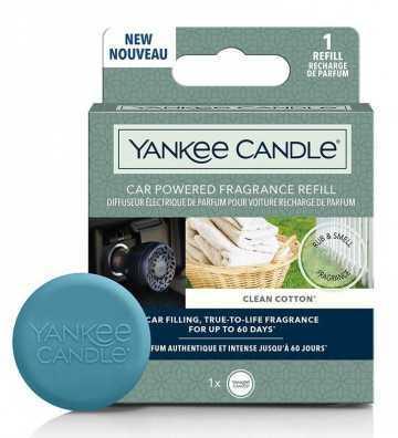 Coton Frais - Recharge Diffuseur Auto Electrique Yankee Candle - 1