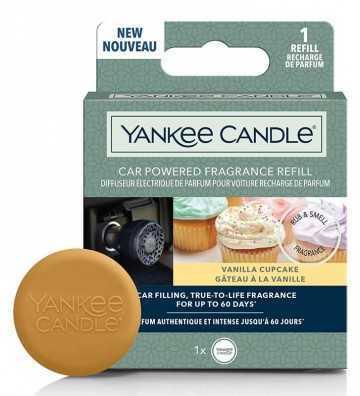 Gâteau à la vanille - Recharge Diffuseur Electrique Auto Yankee Candle - 1