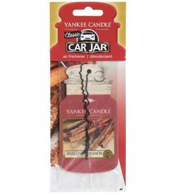 Cannelle Pétillante - Car Jar Yankee Candle - 1