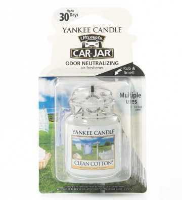 Coton Frais - Ultimate Car Jar Yankee Candle - 1