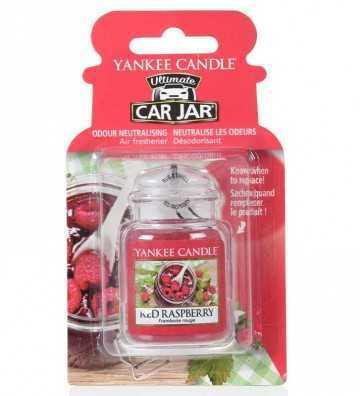 Framboise Rouge - Ultimate Car Jar Yankee Candle - 1