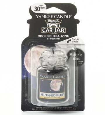 Nuit d'été - Ultimate Car Jar Yankee Candle - 1