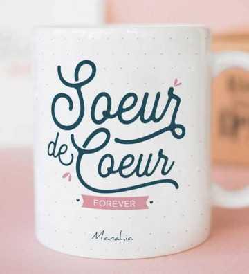 Soeur de Coeur - Mug Manahia - 1