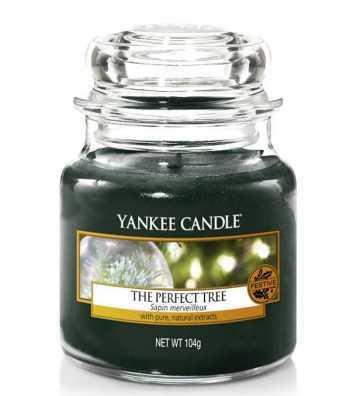Sapin Merveilleux - Petite Jarre Yankee Candle - 1