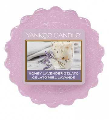 Gelato Miel Lavande - Tartelette Yankee Candle - 1