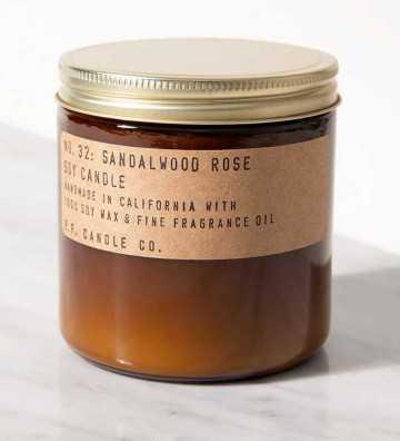 Sandalwood Rose - Grande Jarre P. F. Candle - 2