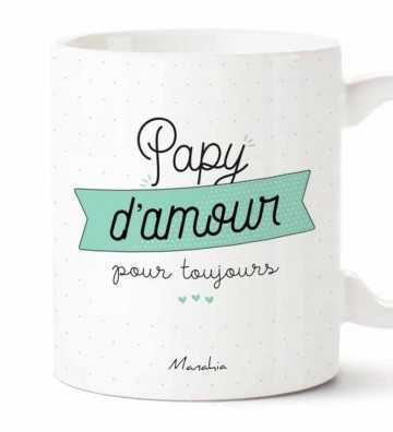 Papy d'Amour - Mug Manahia - 2