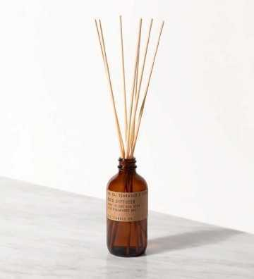 Teakwood & Tobacco - Brins Diffuseurs P. F. Candle - 1