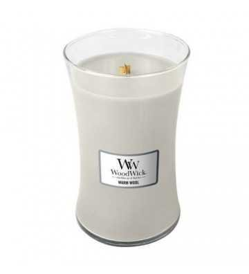 Douceur de laine - Grande Jarre Wood Wick - 1