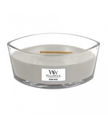 Douceur de laine - Ellipse Wood Wick - 1