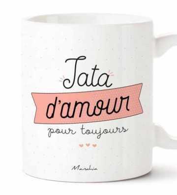 Tata d'Amour - Mug Manahia - 1