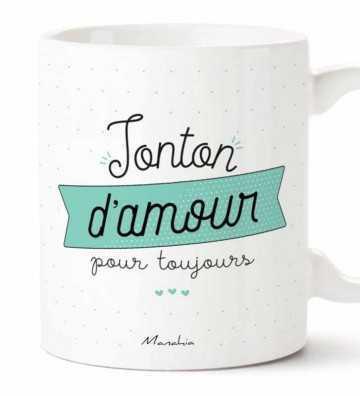 Tonton d'Amour - Mug