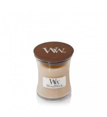 Miel Blanc - Mini Jarre Wood Wick - 1