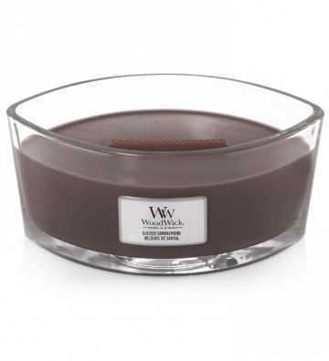 Velours de santal - Ellipse Wood Wick - 1