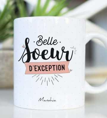 Belle Soeur d'Exception - Mug Manahia - 2