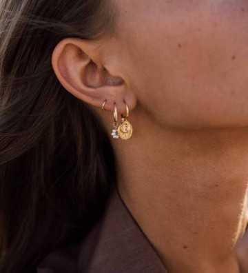 Boucles d'oreilles Pieces