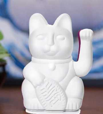 Lucky Cat - Blanc Donkey - 1
