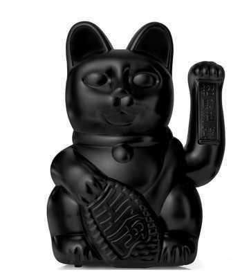 Lucky Cat Géant - Black