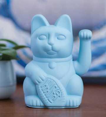 Lucky Cat - Bleu Donkey - 1