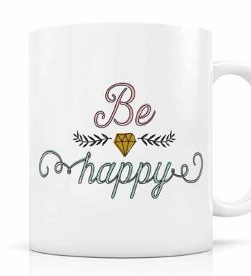 Mug Be Happy Créa-Bisontine - 1