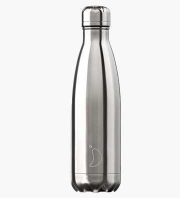 Bouteille Argent - 500ml Chilly'S Bottle - 1