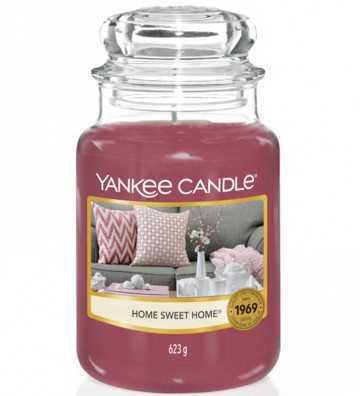 Douceur du Foyer - Grande Jarre Yankee Candle - 1
