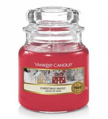 Magie de Noël - Petite Jarre Yankee Candle - 1