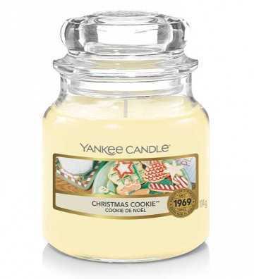 Cookie de Noël - Petite Jarre Yankee Candle - 1