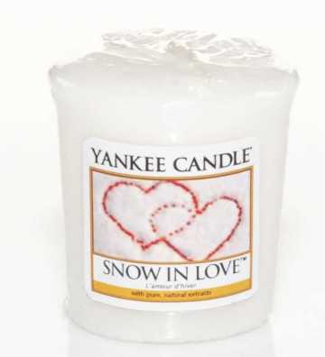 Amour d'Hiver - Votive Yankee Candle - 1