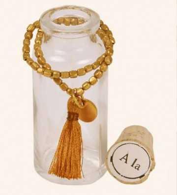 Bracelet Tube Moutarde À la Collection - 1