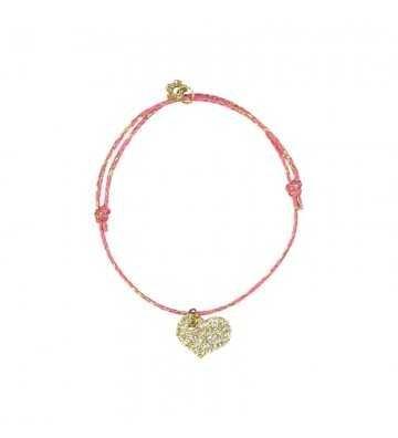 Bracelet enfant coeur Obi Obi - 1