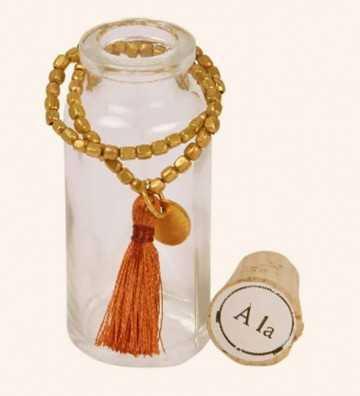 Bracelet Tube Terracotta À la Collection - 1