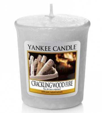 Feu de Bois Crépitant - Votive Yankee Candle - 1