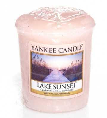 Coucher de Soleil au bord du Lac - Votive Yankee Candle - 1