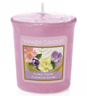 Fleurs en Sucre - Votive Yankee Candle - 1