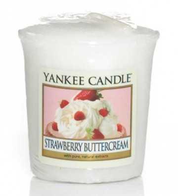 Crème à la Fraise - Votive Yankee Candle - 1