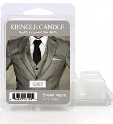 Fondant Grey Kringle - 1
