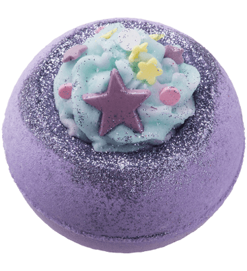Space Queen - Boule de Bain Bomb Cosmetics - 1