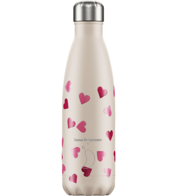 Bouteille Coeurs - 500ml Chilly'S Bottle - 1