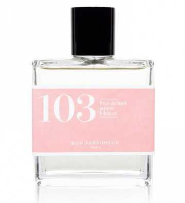 Eau de parfum 103 : fleur de tiaré / jasmin / hibiscus Bon Parfumeur - 1