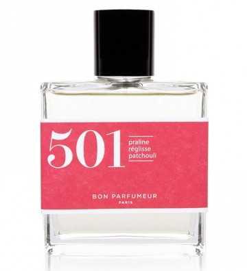 Eau de parfum 501 : praliné / réglisse / patchouli Bon Parfumeur - 1