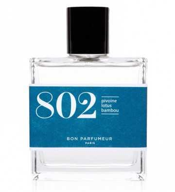 Eau de parfum 802 : pivoine / lotus / bambou Bon Parfumeur - 1