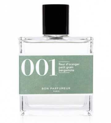 Eau de parfum 001 : fleur d'oranger / petit grain / bergamote Bon Parfumeur - 1
