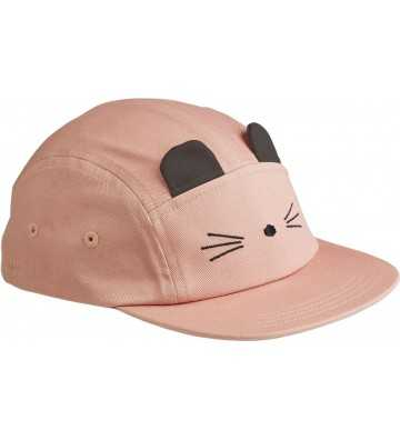 Casquette Chat Rose Liewood - 1