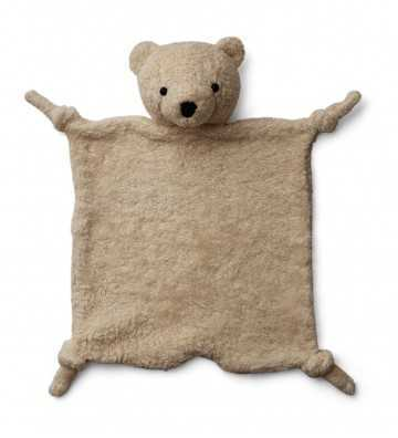 Doudou Ours beige Liewood - 1