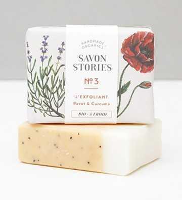 L'exfoliant - Savon Bio Savon Stories - 1