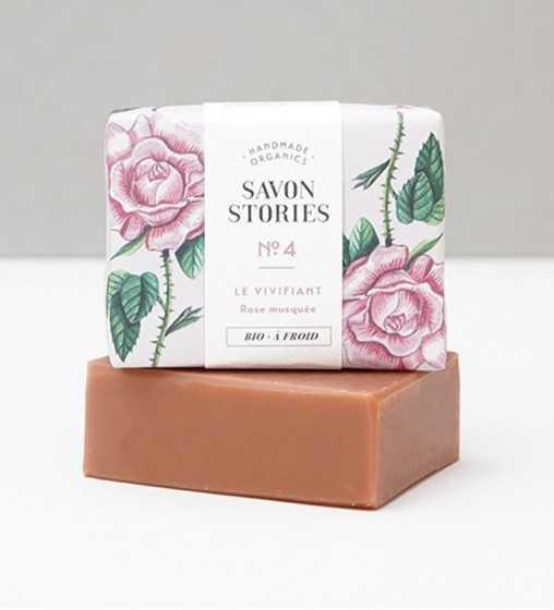 Le Vivifiant - Savon Bio Savon Stories - 1