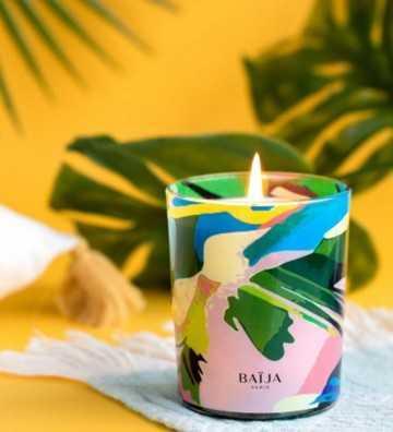 Sieste Tropicale • Bougie Baïja - 1