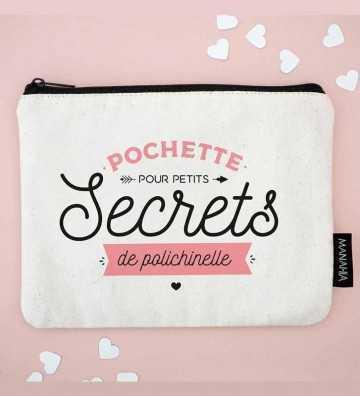 Pour mes Secrets de Polichinelle - Pochette