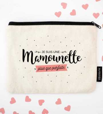 Mamounette plus que Parfaite - Pochette Manahia - 1